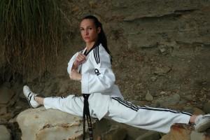 Taekwondo_Splits