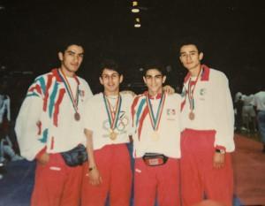 Taekwondo México
