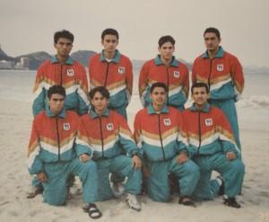 Campeones mundiales de Taekwondo
