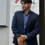 Ruben Palafox en conferencia